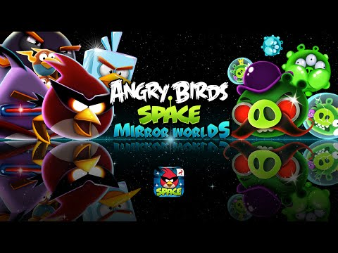 Angry birds space mirror worlds out now voltagebd Images