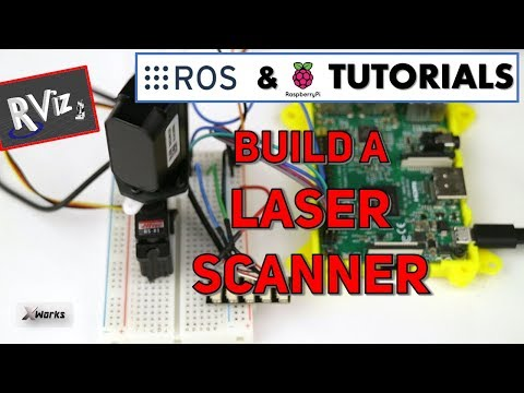 Tutorial] ROS and Raspberry Pi | Series for Beginners