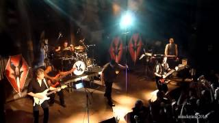WARLORD --deliver us from evil @Gagarin (Athens, 27.4.2013)