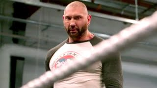 Batista Trains At The WWE Performance Center: WWE 24: Batista Extra
