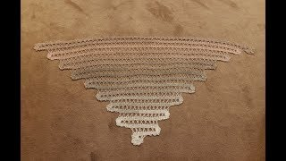 Part 1 - The Bruges Lace Shawl Crochet Tutorial!
