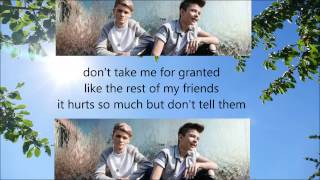 """Video thumbnail of """"Bars and Melody - Stare Into The Sunlight (Lyric Video)"""""""