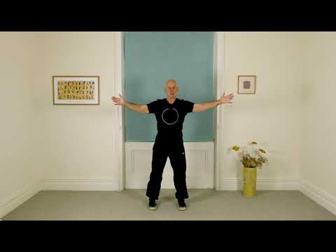 Qigong routine to strengthen the lung with Peter Deadman