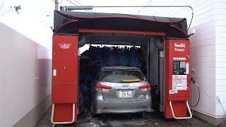 ビユーテー洗車機:TSURUGI[劔]