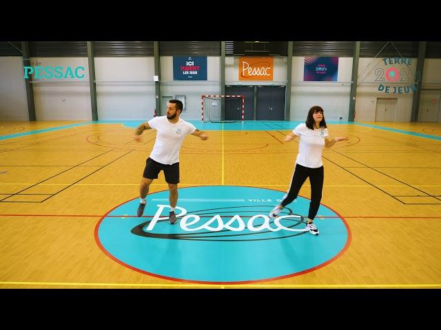 #BougeChezToi avec la Ville de Pessac - Danse#2