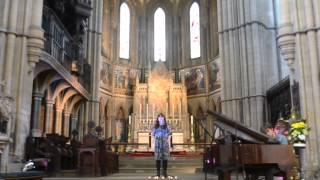 Rebecca Frodsham - On Every Street (Dire Straits Cover) - Minster Studios