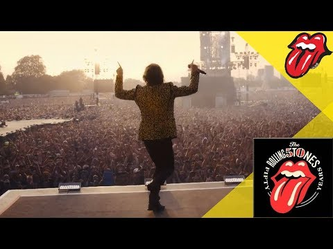 The Rolling Stones - Start Me Up (Sweet Summer Sun - Hyde Park)
