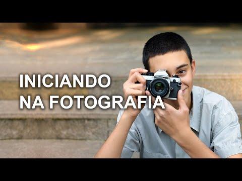 O que um fotógrafo iniciante precisa ter?