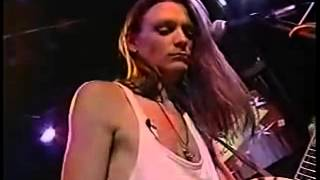 Chris Whitley - Poison Girl / Phone Call from Leavenworth Live on Much Music