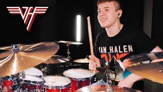 Hot For Teacher - Van Halen (Drum Cover) Age 13