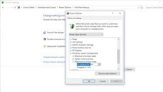 How to Fix Noisy Laptop CPU Fan | Windows 10 Intel Core i7 i5