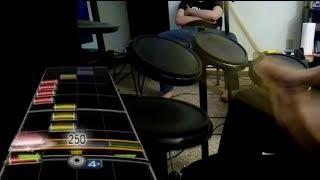 [phase shift] Reinventing the Wheel to Run Myself Over - Drums FC
