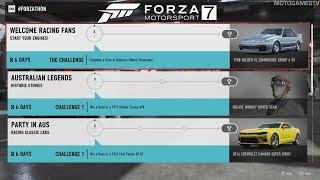 Forza Motorsport 7 - July #Forzathon Events #2 (July 13 - July 20)