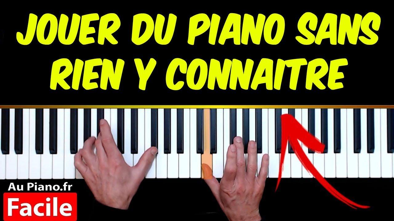 Musique Simple (et jolie) pour apprendre le piano (Cours/Tutorial)