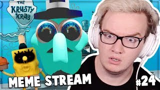 Try Not To Laugh Challenge (Best Of Meme Stream #24)