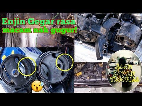 How to clean throtle body Perodua Kenari, kelisa, viva