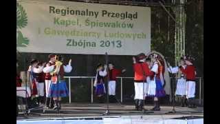 preview picture of video 'Zespół Tańca Kurpiowskiego Turoślanie  - Przegląd Kapel Śpiewaków i Gawędziarzy Ludowych 2013'