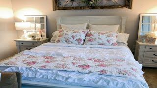 BEDROOM MAKEOVER 2019 | FRENCH COUNTRY COTTAGE/FARMHOUSE