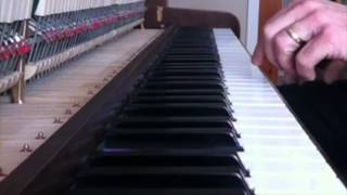 Piano Tuning, Before and After
