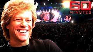 It's my life: The real Jon Bon Jovi | 60 Minutes Australia