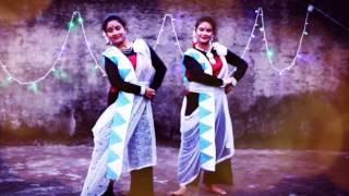 Megher Palok Performence  By  Swati & Monomita..