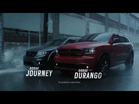 2017 Dodge Commercial - Los Angeles, Cerritos, Downey CA - Charger, Journey, Durango - NEW