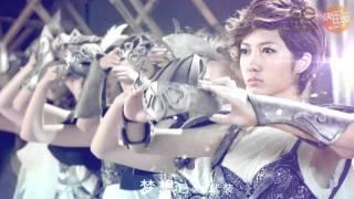 [HD]2011SuperGirls快乐女声-武装梦幻女神战士MV