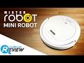 รีวิว รีวิว Mister Robot MINI ROBOT หุ่นยนต์ดูดฝุ่น รุ่นเล็กน่าใช้