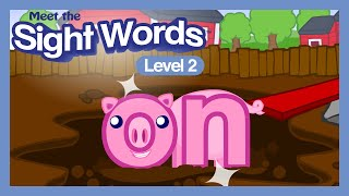 Meet The Sight Words Level 2 (FREE) | Preschool Prep Company