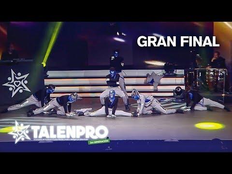 ICON - Finalistas Mejor Grupo de Baile - TalenPro 2019