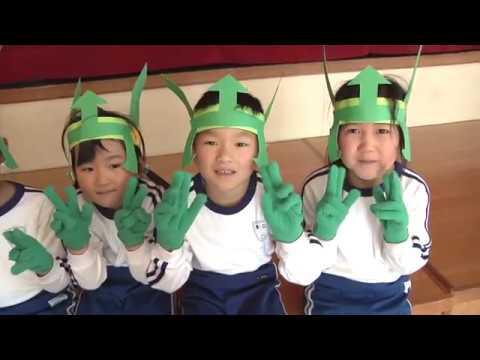 ガイナマン体操 ー修立幼稚園ー