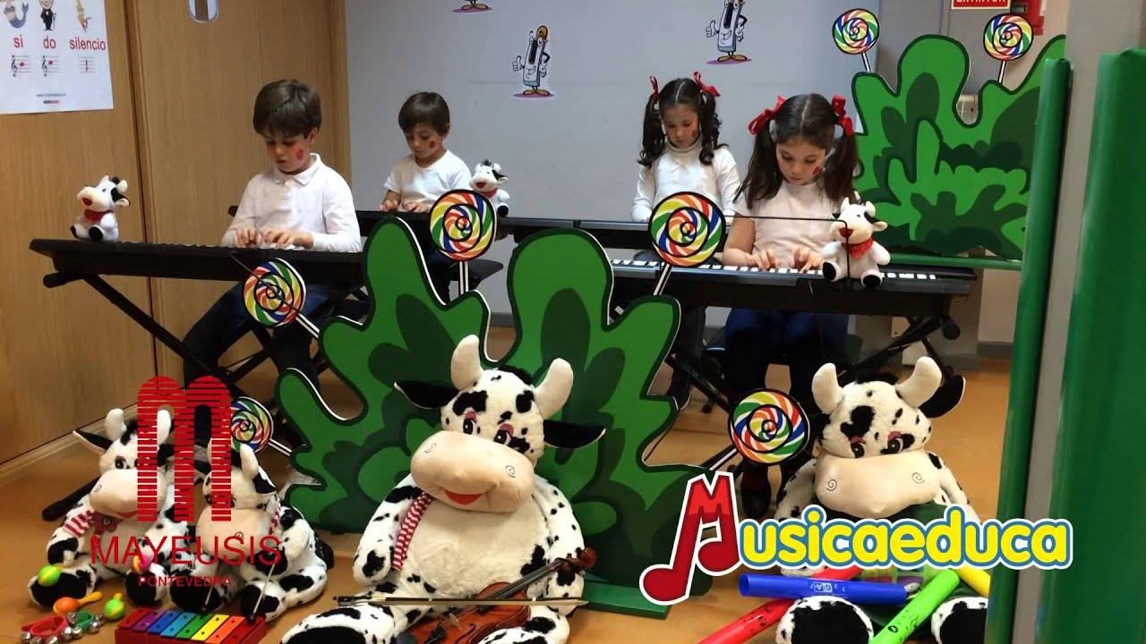 La marioneta vieja - Grupo de alumnos de Mi Teclado 2 - Conservatorio Mayeusis