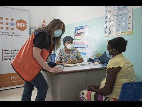 Champion Mothers: un proyecto que busca el bienestar de las mujeres durante la pandemia en Rep. Dom.