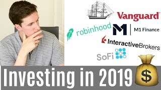 Top Investment Platforms for Stocks (2019)