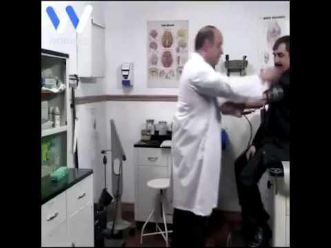 Vorbereitung auf die Prüfung Ultraschall der Prostata