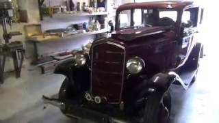 preview picture of video 'Oldtimerliebhaber Herbert Ring aus Zierenberg besitzt eine Opel P4 Spezial-Limousine'