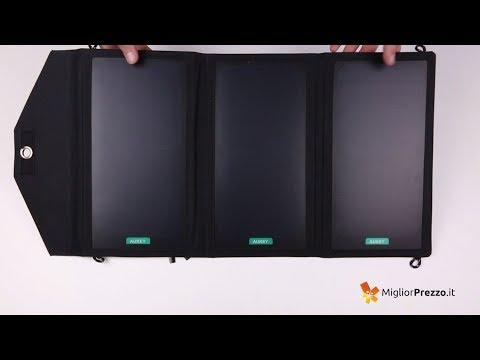 Caricabatterie portatile AUKEY PB-P2 Video Recensione
