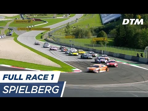 DTM Spielberg 2017 - Race 1 (Multicam) - RE-LIVE (English)