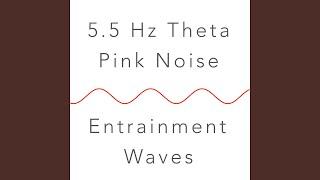 5.5 Hz Theta Binaural Beat and Pink Noise: Meditation and NREM Sleep
