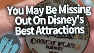 You May Be Missing Out On Disney World's Best Attractions