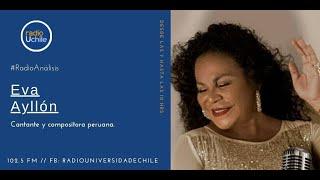 Eva Ayllón adelanta su próximo concierto online en #Radioanálisis
