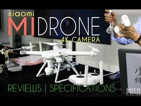 Xiaomi Mi Drone – Review, Specification, First Thought of Live Launch event