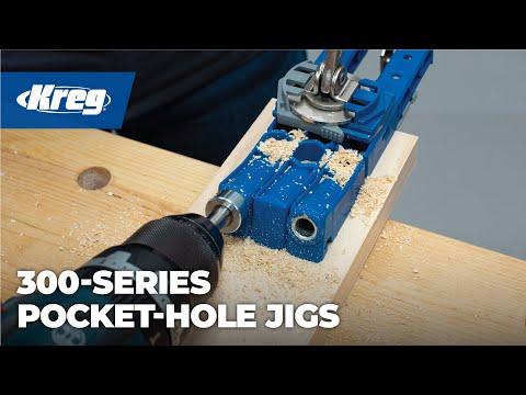 Kreg 300-Series Pocket-Hole Jigs