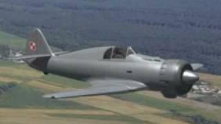BDF - P50A Jastrząb (Hawk) polski myśliwiec 1939