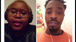 Réponse D'une Togolaise à Aristo Sur La Vidéo De Sa Femme: Ferme Ta Putain De Gueule De Cocu!