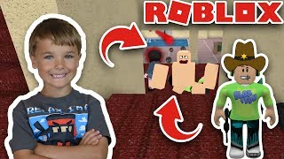 NEW SHERIFF IN TOWN In ROBLOX MURDER MYSTERY 2 | PICKING UP GUNS AND FINISHING THE JOB
