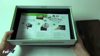 Acer Iconia Tab A200 Unboxing und Kurztest (Deutsch - Full HD)
