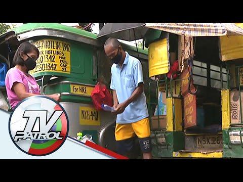[ABS-CBN]  Dahil walang biyahe, ilang jeepney driver nangangalakal na lang ng basura | TV Patrol