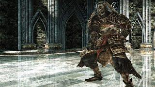 Dark Souls 2: Sir Alonne Boss Fight (4K 60fps)