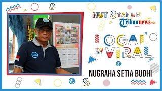 Kepala BNN Bogor Nugraha Setia Budhi: Sukses Selalu Tribunnews.com, Semoga Tetap Jaya di Udara